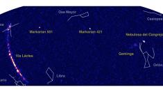 México: Obtienen el mapa más detallado del universo