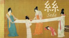 Sī 絲: el carácter chino para seda