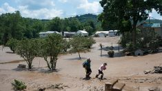 Tras las terribles inundaciones, hay alertas de más lluvias en West Virginia