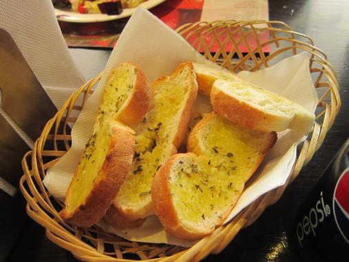 Desayuno de pan con aceite de oliva. Foto: Flickr (CC 2.0)