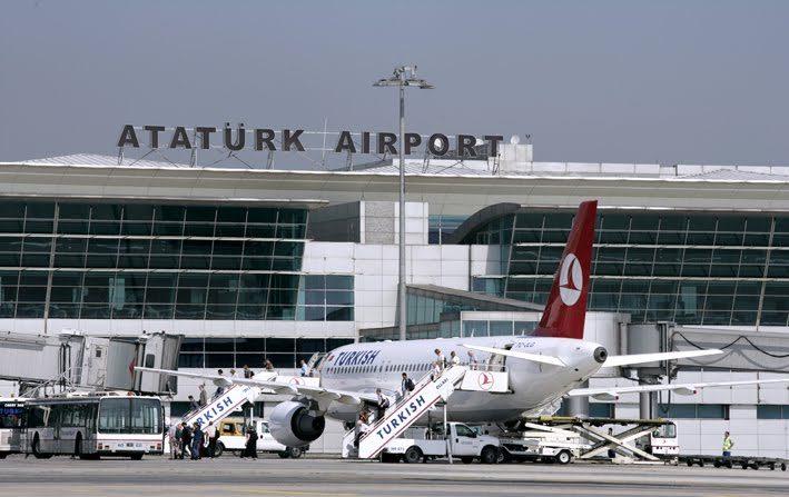 2 grandes explosiones y tiroteo en aeropuerto de Estambul. Foto: Wikimedia Commons