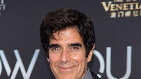 David Copperfield se vio obligado a revelar uno de sus trucos más famosos