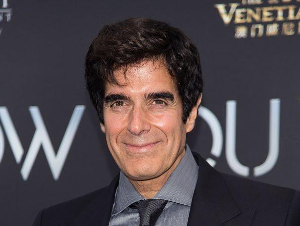 El famoso ilusionista David Copperfield fue obligado a revelar uno de sus más famososo trucos. Foto: Gilbert Carrasquillo// Getty Images