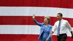 Barack Obama apoya la candidatura de Hillary Clinton