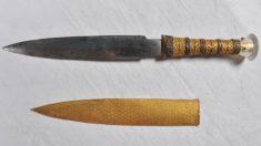 Tutankamón tenía una daga fabricada de meteorito, ¿qué relación tenían los egipcios con el espacio?