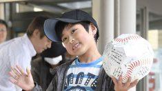 El niño japonés abandonado en el bosque fue dado de alta y perdonó a su papá
