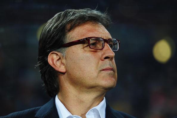 Gerardo Martino es el nuevo entrenador del seleccionado mexicano.  (Laurence Griffiths/Getty Images)