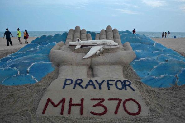 Una simulación determina dónde pudo estrellarse el vuelo MH370 de Malaysia Airlines y los lugares donde podrían encontrarse nuevos restos. (Foto: ASIT KUMAR/AFP/Getty Images)
