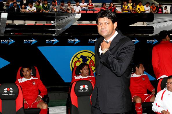 Entrenador del Toluca José Saturnino Cardozo, México. (Foto por Adid Jiménez/LatinContent/Getty Images)