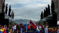Venezuela: Celebración del Día de la Independencia por separado