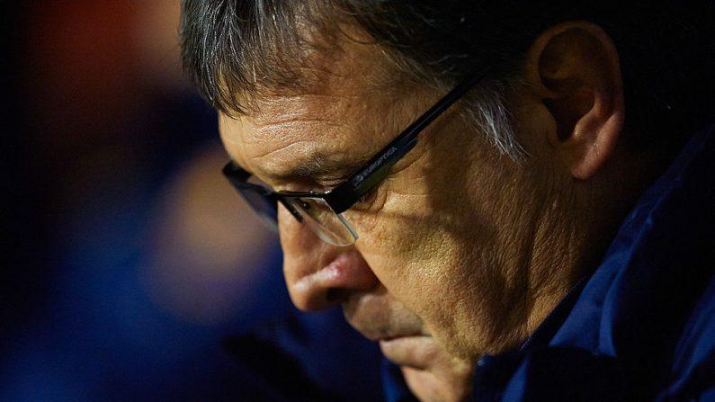 """El ex técnico de la selección argentina Gerardo """"Tata"""" Martino. (Manuel Queimadelos Alonso/Getty Images)"""