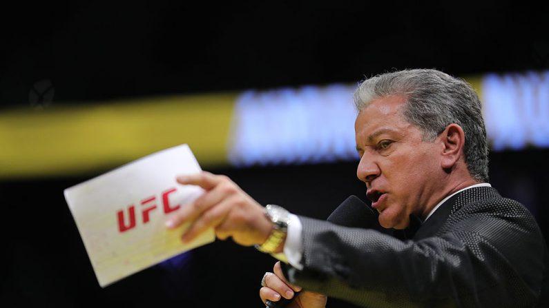 La UFC ha sido vendida por 4 mil millones de dólares al grupo WME-IMG. (Rey Del Rio/Getty Images)