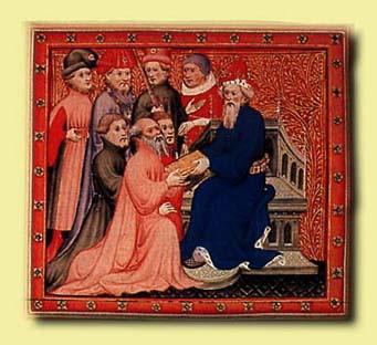 Marco Polo y Kublai Khan