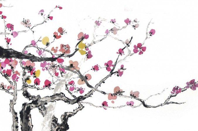 Pintura de Sun Mingguo/Epoch Times