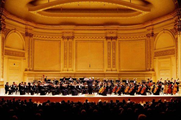 Primera gira por Asia de la Orquesta Sinfónica Shen Yun