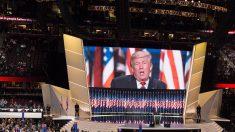"""Noticias internacionales de hoy, lo más destacado: Donald Trump cerró la Convención Republicana prometiendo ser """"la ley y el orden"""""""