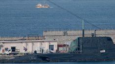 Ecologistas exigen informe radiológico por submarino nuclear que colisionó en la costa de Gibraltar