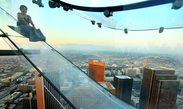 Skyspace LA. Foto: Mark Davis / Getty Images