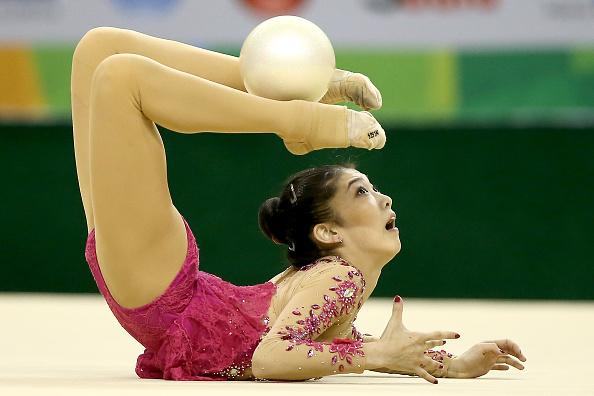 Los sacrificios que tienen que hacer los atletas chinos para ganar las medallas de oro no vale la pena por esos singulares momentos de gloria. (Matthew Stockman/Getty Images)