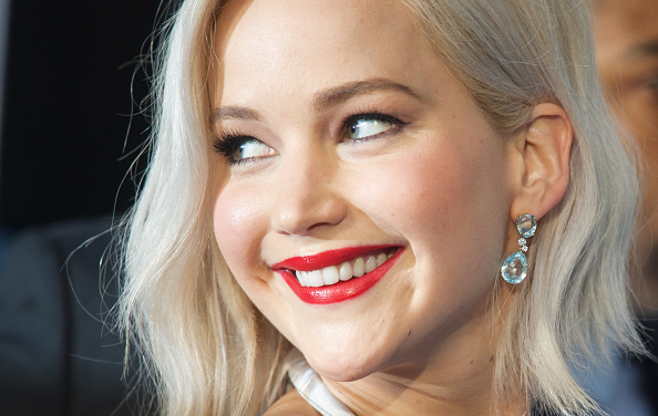 Jennifer Lawrence sigue siendo la actriz mejor pagada del mundo (Foto Samir Hussein / Getty Images)