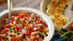 Comer más proteína vegetal disminuye el riesgo de muerte