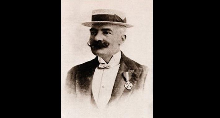 Emilio Salgari. (Wikipedia)