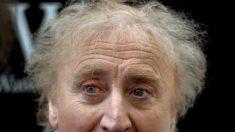 Murió el actor Gene Wilder, quien protagonizó a Willy Wonka