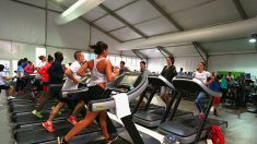 Un gimnasio suspenderá clientes que no pierdan peso