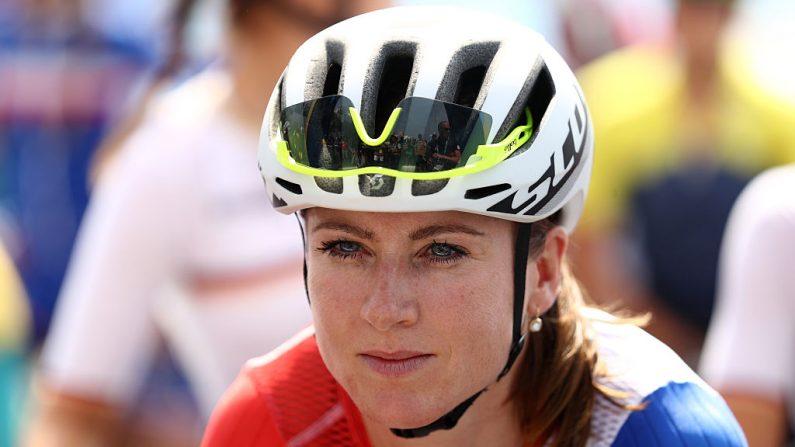 Annemiek Van Vleuten (crédito de foto debe leer BRYN LENNON/AFP/Getty Images)