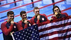 Los atletas estadounidenses que ganen medallas deberán pagar impuestos