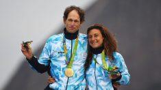 Río 2016: Argentinos Santiago Lange y Cecilia Carranza ganan oro en Nacra 17 de la vela