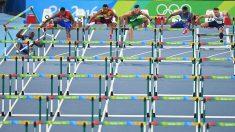Río 2016: La peor caída de los Juegos Olímpicos se dio 110 metros con vallas