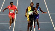 Río 2016 : Usain Bolt ganó su tercer oro en los 4X100