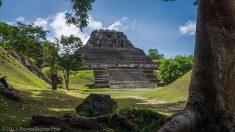 Tumba de un posible rey maya arroja luz sobre las misteriosas ruinas de Xunantunich