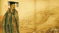 Legendarios cimientos de la civilización china: Yu el Grande somete a la inundación