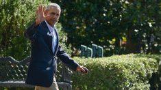 Barack Obama recorre las áreas afectadas en Luisiana, tras ser cuestionado por no ir antes