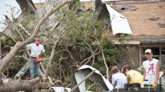EE.UU: Fuerte tornado azotó Concordia esta madrugada