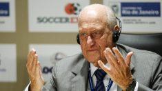 Murió el ex presidente de la FIFA João Havelange