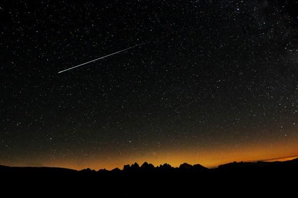 Lluvia de estrellas. (fabiodevilla | Shutterstock)