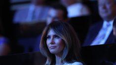 Melania Trump advirtió a medios de comunicación que los denunciaría por difamación