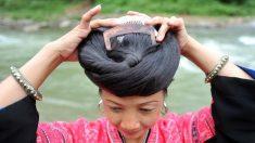 Antigua técnica china para tener el cabello sin canas hasta los 80 años: champú de agua de arroz