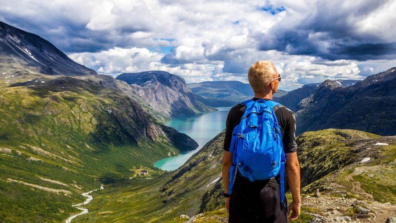 Noruega turismo ecológico respetando el medio ambiente. (Pixabay.com)