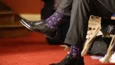 Tener los pies en movimiento podría mantener las piernas saludables mientras se está sentado
