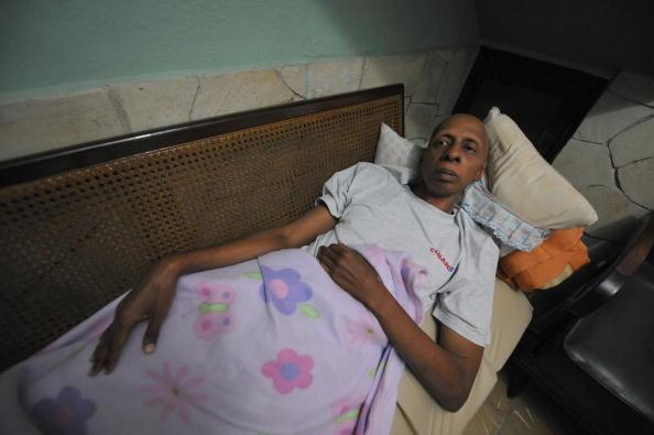 Opositor cubano Guillermo Farinas. (Foto: ADALBERTO ROQUE/AFP/Getty Images)