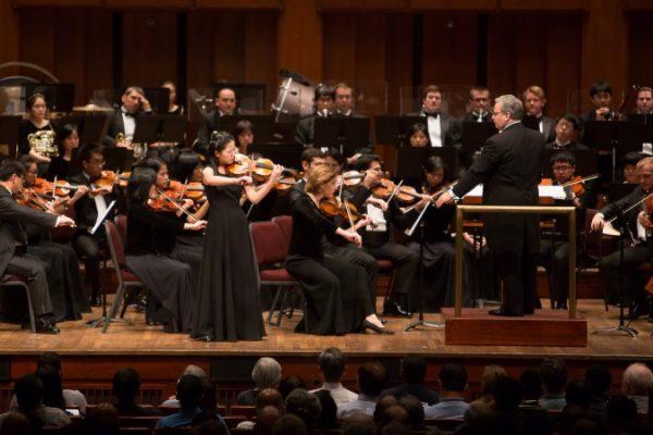 La Orquesta Sinfónica Shen Yun inició su primera gira por Asia