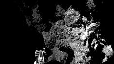 Sonda Rosetta se estrelló contra el cometa y termina su misión tras 12 años