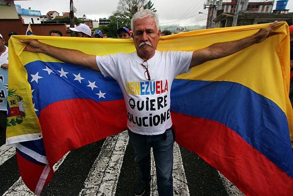 (Foto: GEORGE CASTELLANOS/AFP/Getty Images)