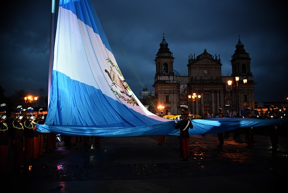 (JOHAN ORDONEZ/AFP/Getty Images)