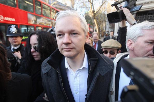 """Assange afirmó que no """"perdona ni olvida"""" el daño causado por su detención"""
