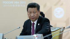 Xi Jinping limpia la casa en China
